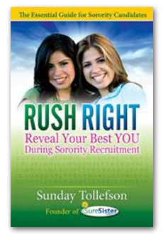 RUSH RIGHT by Sunday Tollefson