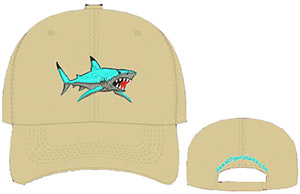 Tiger Sharks Hat